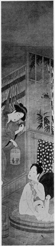 Katsukawa Shunsho: (婦女風俗十二ヶ月) - Ritsumeikan University