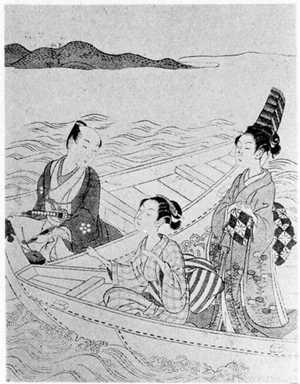 Suzuki Harunobu: (舟) - Ritsumeikan University