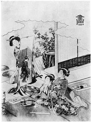 歌川豊春: 「画」 - 立命館大学