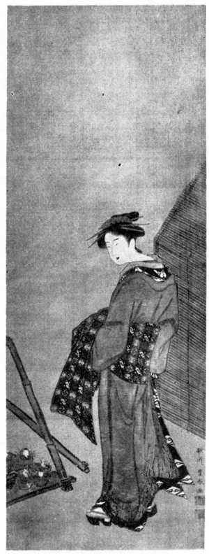 Utagawa Toyoharu: (初夏) - Ritsumeikan University