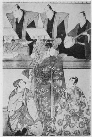 Torii Kiyonaga: (極飜錦壮貌) - Ritsumeikan University