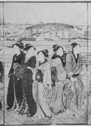 勝川春潮: (日本橋) - 立命館大学