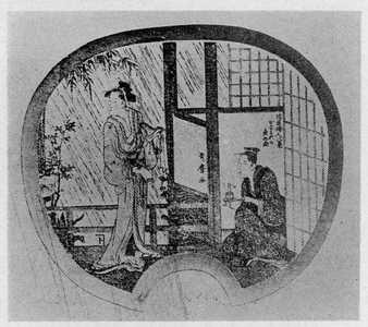 Kitagawa Utamaro: 「浮世婦人八景」 - Ritsumeikan University