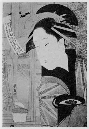Eishosai Choki: (風鈴) - Ritsumeikan University