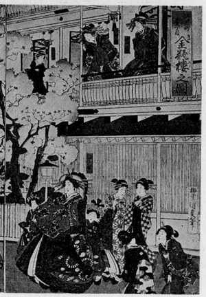 国政: 「金瓶楼之図 右」 - Ritsumeikan University