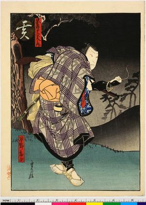 Kano Shugen Sadanobu: 「忠孝十二支之内」 - Ritsumeikan University