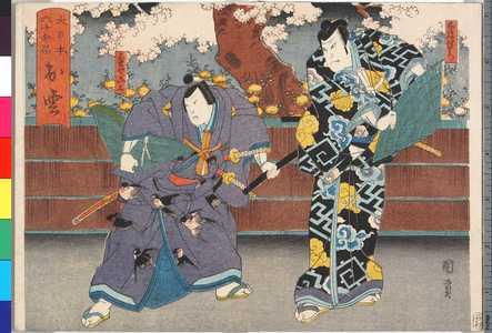 Utagawa Kunikazu: 「大日本六十余州 出雲」 - Ritsumeikan University