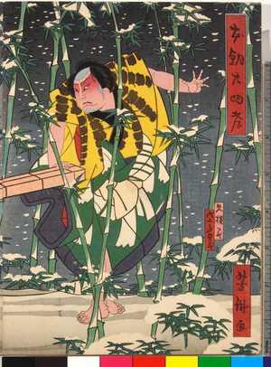 Utagawa Yoshitaki: 「本朝廿四孝」 - Ritsumeikan University