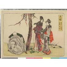Katsushika Hokusai: 「大磯」 - Ritsumeikan University