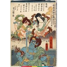 豊国 〈3〉: 「十八番の内不動」 - Ritsumeikan University