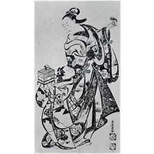 Torii Kiyomasu I: (二美人画) - Ritsumeikan University