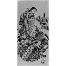 Kondo Kiyonobu: (市川団十郎と市川門之助) - Ritsumeikan University