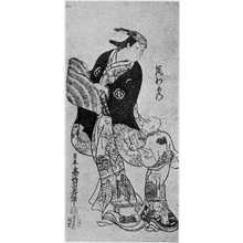 Nishimura Shigenaga: 「嵐和歌野」 - Ritsumeikan University