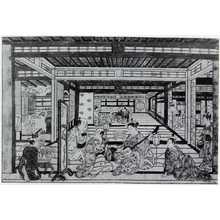 西村重長: (新吉原月見之座舗) - 立命館大学