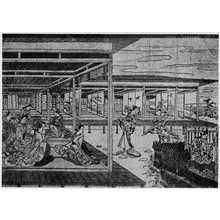 Nishimura Shigenaga: (源氏十二段の図) - Ritsumeikan University