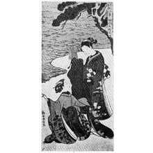 Suzuki Harunobu: 「風流諷八景」 - Ritsumeikan University