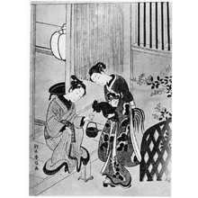Suzuki Harunobu: (鶏) - Ritsumeikan University