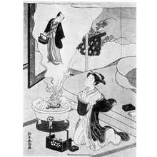 Suzuki Harunobu: (文をやく) - Ritsumeikan University