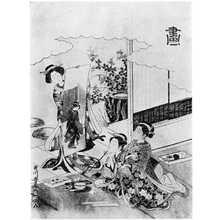 Utagawa Toyoharu: 「画」 - Ritsumeikan University