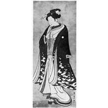 Utagawa Toyoharu: (女形) - Ritsumeikan University