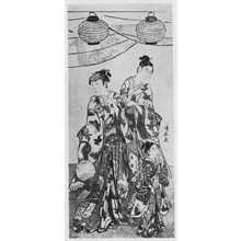 鳥居清長: (曽我祭り) - 立命館大学