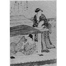 喜多川歌麿: (両国の夏) - 立命館大学