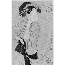 Kitagawa Utamaro: 「常時全盛美人揃」「扇屋花人」 - Ritsumeikan University