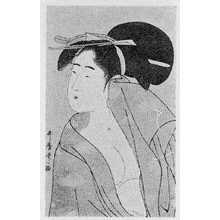 Kitagawa Utamaro: (浴衣) - Ritsumeikan University