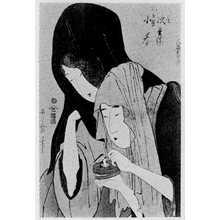 Kitagawa Utamaro: 「宝競色の美名家見」 - Ritsumeikan University