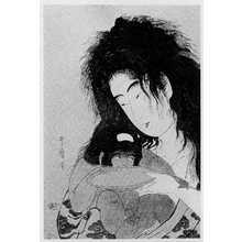 Kitagawa Utamaro: (山姥と金太郎) - Ritsumeikan University