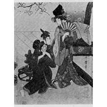 Kitagawa Utamaro: (風流万歳 中) - Ritsumeikan University