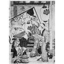 Kitagawa Utamaro: (すヽ掃き 3) - Ritsumeikan University