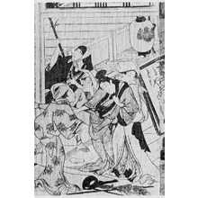 Kitagawa Utamaro: (すヽ掃き 4) - Ritsumeikan University