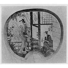 喜多川歌麿: 「浮世婦人八景」 - 立命館大学