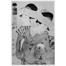 喜多川秀麿: 「風俗十二時」 - 立命館大学