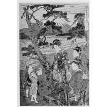 Katsukawa Shun'ei: 「仮名手本忠臣蔵八段目」 - Ritsumeikan University