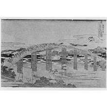 Katsushika Hokusai: 「諸国名橋奇覧」 - Ritsumeikan University