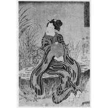 Utagawa Kuniyoshi: 「今様七小町」 - Ritsumeikan University