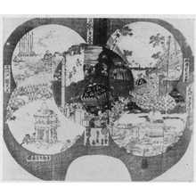 Utagawa Sadahide: 「名高き午頭天王祭礼」 - Ritsumeikan University