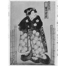 貞次: 「岩井紫若 桜丸女房八重」 - Ritsumeikan University