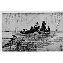 Utagawa Hiroshige: 「江戸近郊八景」 - Ritsumeikan University