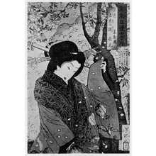 Tsukioka Yoshitoshi: 「東京自慢十二ヶ月」 - Ritsumeikan University