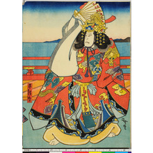 Utagawa Hirosada: 「平清盛」 - Ritsumeikan University