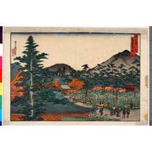 Kano Shugen Sadanobu: 「都名所之内」「高台寺秋ノ景」 - Ritsumeikan University