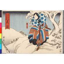 Utagawa Kunikazu: 「大日本六十余州 尾張」 - Ritsumeikan University