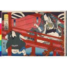 Utagawa Kunikazu: 「大日本六十余州 上野」 - Ritsumeikan University