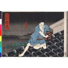 Utagawa Kunikazu: 「大日本六十余州 但馬」 - Ritsumeikan University
