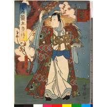 Utagawa Yoshitaki: 「花鳥風月之内 華」 - Ritsumeikan University