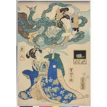 Utagawa Kunisada: 「写絵所作事の内」 - Ritsumeikan University