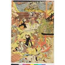 Utagawa Toyokuni I: 「義経千本桜」 - Ritsumeikan University